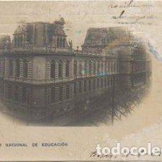 Postales: POSTAL DE ARGENTINA. BUENOS AIRES. CONSEJO NACIONAL DE EDUCACION P-AMER-263. Lote 277586763