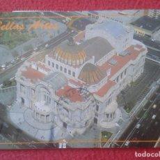 Postales: POST CARD CARTE POSTALE MÉXICO MÉJICO D.F. VISTA AEREA DEL PALACIO DE BELLAS ARTES AIR VIEW VER..... Lote 277587823