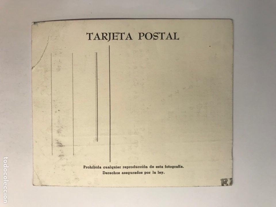 Postales: EL SALVADOR C.A. Postal Fotografíca. Puesta de Sol, Lago de Coaetepeque. Studio Light (h.1960?) S/C - Foto 2 - 278169808