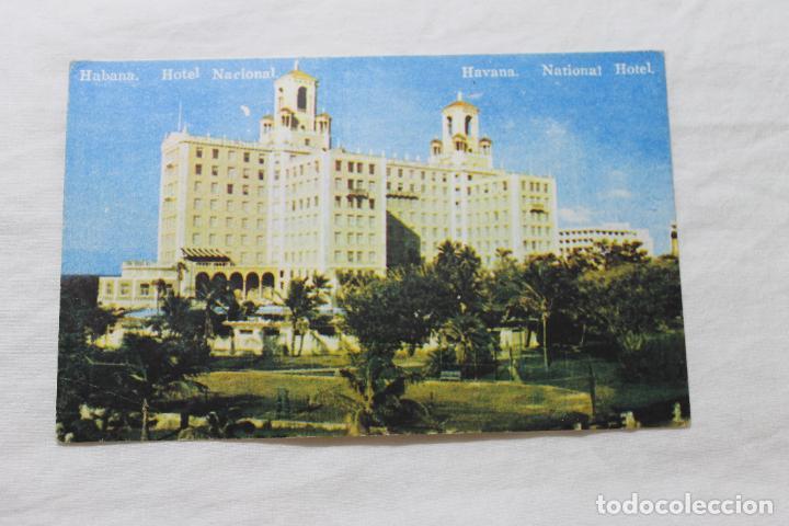 POSTAL HABANA HOTEL NACIONAL CUBA, REPUBLICA DE CUBA (Postales - Postales Extranjero - América)