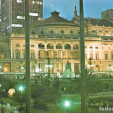 Postales: TEATRO MUNICIPAL - SAO PAULO - BRASIL. Lote 279333598