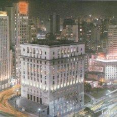 Postales: VISTA NOCTURNA CIUDAD DE SAO PAULO - BRASIL. Lote 279334513