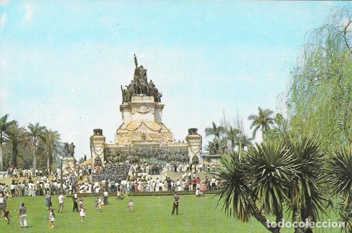 MONUMENTO DE INDEPENDENCIA - SAO PAULO - BRASIL (Postales - Postales Extranjero - América)