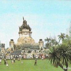 Postales: MONUMENTO DE INDEPENDENCIA - SAO PAULO - BRASIL. Lote 279351183