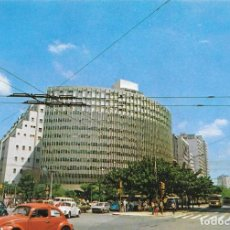 Postales: VISTA PARCIAL - AVDA. CONSOLAÇAO - SAO PAULO - BRASIL. Lote 280124693