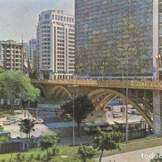Postales: VIADUCTO SANTA EFIGENIA - SAO PAULO - BRASIL. Lote 280124873