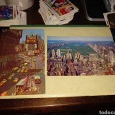 Postales: NEW YORK CON SELLOS. Lote 281788428
