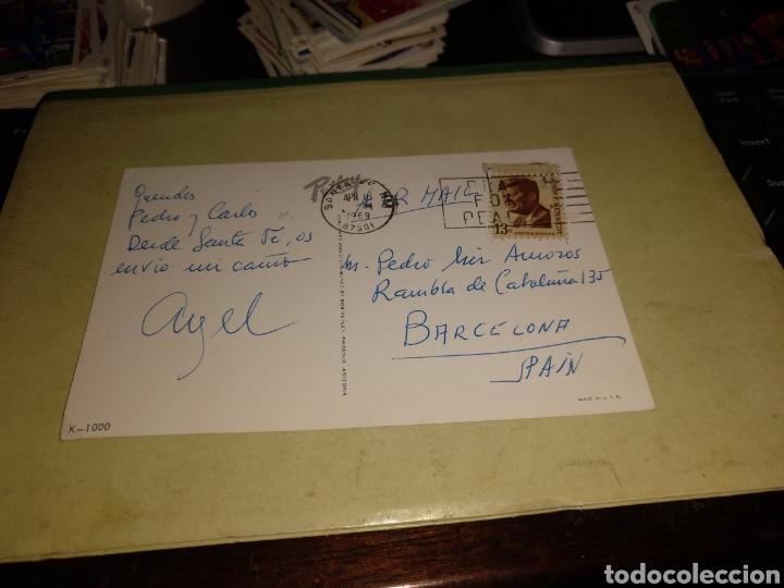 Postales: New México con sello - Foto 2 - 281788673