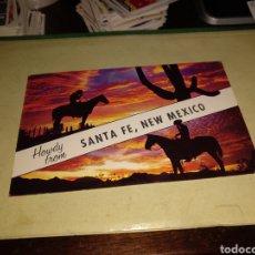 Postales: NEW MÉXICO CON SELLO. Lote 281788673