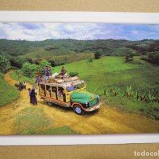 Cartoline: COLOMBIA. DEPARTAMENTO DE CAUCA. CHIVA, TRANSPORTE RURAL. COCHE. NUEVA. Lote 283632013