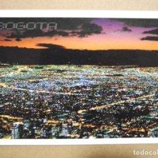 Cartoline: COLOMBIA. BOGOTÁ. PANORAMA AL ATARDECER. NUEVA. Lote 283632473