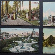 Cartoline: 5 POSTALES DE BUENOS AIRES (ARGENTINA) , SON DE PRINCIPIOS DEL SIGLO XX. Lote 285440358