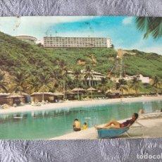 Postales: EL CONQUISTADOR HOTEL, FAJARDO, PUERTO RICO 1972. Lote 286164518