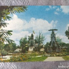 Postales: MONUMENTO DE CARABOBO, BATALLA INDEPENDENCIA VENEZUELA, VALENCIA, CARACAS POST CARD. Lote 286165233