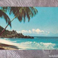 Postales: EL LITORAL DE CHICHIRIVICHE PLACE - VENEZUELA CARACAS POST CARD. Lote 286166723