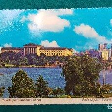 Postales: POSTAL PHILADELPHIA - MUSEUM OF ART. Lote 287898933