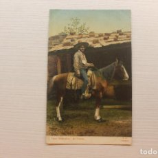 Postales: POSTAL, MÉXICO, TIPOS MEXICANOS, UN CHARRO, F.M.. Lote 288083348