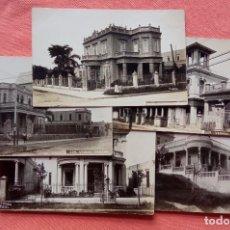 Postales: LA HABANA POSTAL FOTOGRAFICA ARQUITECTURA URBANISMO DISTRITO EL VEDADO CUBA CIRCA 100. Lote 288477283