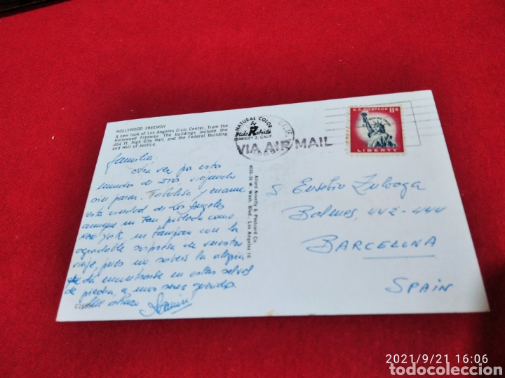 Postales: Postal Hollywood Freeway - Foto 2 - 288663103
