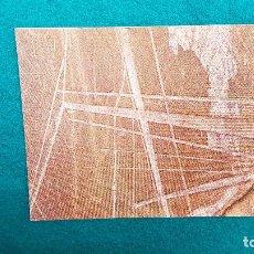 Postales: POSTAL LINEAS GEOMETRICAS ANFITEATRO DE NAZCA - PERU. Lote 288710248