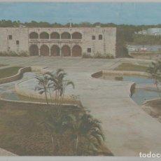 Postales: LOTE A-POSTAL HUNGRIA REPUBLICA DOMINICANA SANTO DOMINGO SELLO. Lote 288908553