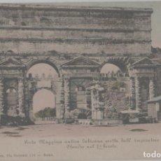 Postales: LOTE A-POSTAL ROMA ITALIA 1900. Lote 288908668