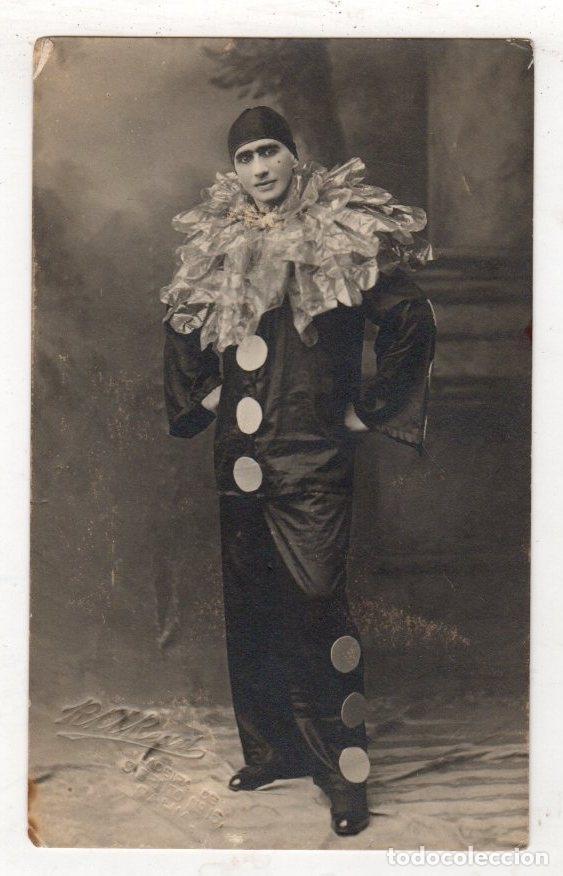 TARJETA POSTAL CARNAVAL BAHIA. RIO DE JANEIRO. BRASIL. AÑO 1921 (Postales - Postales Extranjero - América)