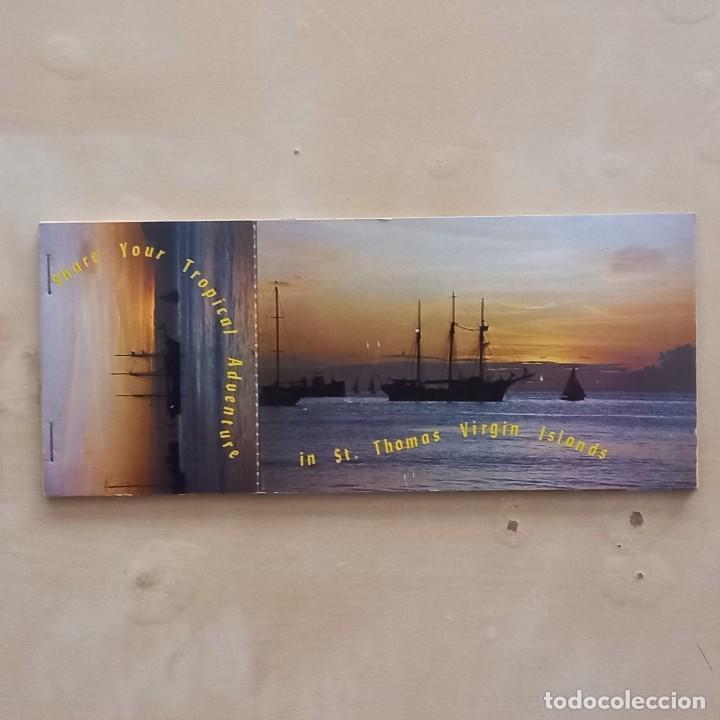 ST. THOMAS VIRGIN ISLANDS (Postales - Postales Extranjero - América)