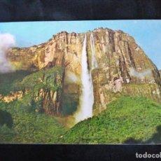 Postales: VENEZUELA, SALTO ANGEL ANTIGUA POSTAL.ÑZ. Lote 289828503