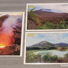 Postales: BELLEZAS NATURALES DE NICARAGUA (2). Lote 297034548