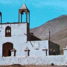 Postales: CHILE. IGLESIA DEL VALLE DE YUTA. NUEVA. COLOR. Lote 297095243