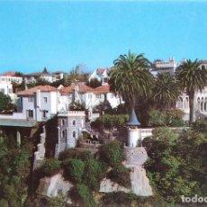 Postales: VALPARAÍSO (CHILE). VISTA DEL CERRO CASTILLO. NUEVA. COLOR. Lote 297095268