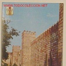 Postales: 4 - SEVILLA - REALES ALCAZARES - MURALLA . CIRCULADA .. Lote 777929