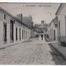 Postales: ALGECIRAS , CADIZ. Lote 14053447