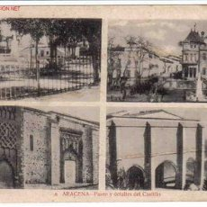 Postales: ARACENA , HUELVA. Lote 15786815