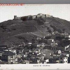 Postales: MALAGA - CASTILLO DE GIBRALFARO. Lote 14076747