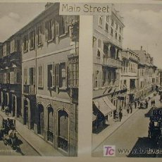 Postales: GIBRALTAR: MAIN STREET. Lote 3581369