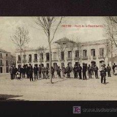 Postales: POSTAL DE PRIEGO DE CORDOBA: PLAZA DE LA CONSTITUCION (FOTOTIP.CASTAÑEIRA Y ALVAREZ) (ANIMADA). Lote 3751633