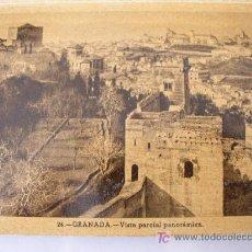 Postales: 12 POSTALES DE GRANADA-HELIOTIPIA ARTÍSTICA ESPAÑOLA- MAD.- VER FOTOS. Lote 15864037