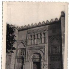 Postales: CORDOBA. PUERTA EXTERIOR DE LA MEZQUITA - ED. AISA Nº 201.-. Lote 3983274