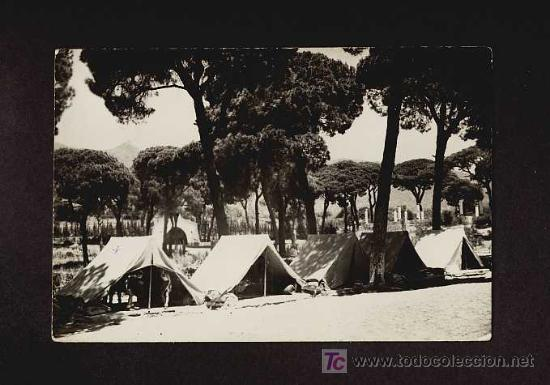 Postal De Marbella Malaga Campamento Vigil D Vendido En Venta Directa 4102226