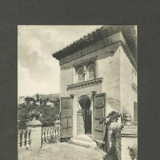 Postales: POSTAL DE GRANADA: EXTERIOR DE LA MEZQUITA. Lote 4108939