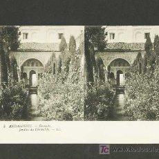 Postales: POSTAL DE GRANADA: JARDINES DEL GENERALIFE (ED.LL NUM.5). Lote 4109003