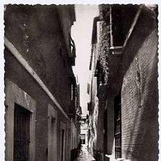 Postales: SEVILLA. CALLE DE JUSTINO DE NEVES. HELIOTIPIA ARTISTICA ESPAÑOLA. SIN CIRCULAR. Lote 4190737