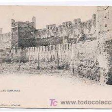 Cartoline: SEVILLA. MURALLAS ROMANAS. HAUSER Y MENET 886. CIRCULADA EN 1904. Lote 4346154