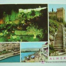 Postales: ALMERIA - ED. ARRIBAS - Nº 2050. Lote 4351886
