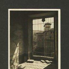 Postales: POSTAL DE GRANADA: ALHAMBRA, REJA DEL PATIO DE LINDARAXA (NUM.16). Lote 4384526