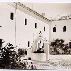 Postales: HUELVA. MONASTERIO DE LA RABIDA, ALJIBE. EDICIONES ARRIBAS. SIN CIRCULAR. Lote 4697317