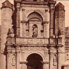 Postales: JEREZ DE LA FRONTERA - FACHADA IGLESIA DE SAN MIGUEL. Lote 11602923