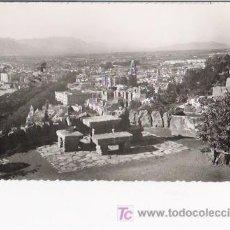 Postales: MALAGA-TARJETA POSTAL DE MALAGA, VISTA GENERAL. EDIC. PAPELERIA IMPERIO, MALAGA. FOTO CORTES.. Lote 4823906